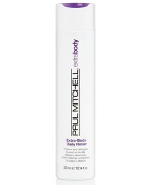 Paul Mitchell Extra-Body Daily Rinse, 10.14-oz, from Purebeauty Salon & Spa