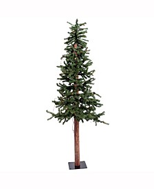 4 ft Alpine Artificial Christmas Tree Unlit
