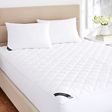 Regal 233 Thread Count Cotton Top Allergen Barrier Waterproof Mattress Pad Collection