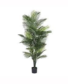 "Vickerman 72"" Artificial Robellini Palm Tree"
