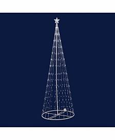 Vickerman 9' Christmas Show Tree With 344 Warm White Led Lights