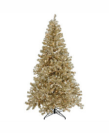 Vickerman 6 ft Champagne Artificial Christmas Tree