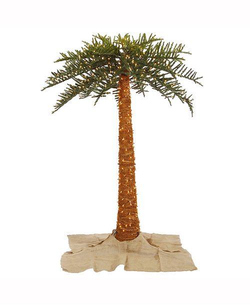 Vickerman 6' Outdoor Royal Palm Artificial Tree