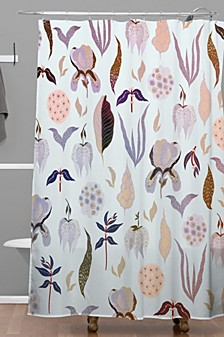 Iveta Abolina Ethel Garden II Shower Curtain