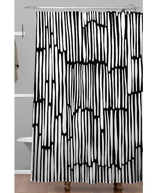 Deny Designs Iveta Abolina Noella III Shower Curtain