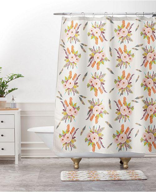 Deny Designs Iveta Abolina Honey Its Nap Time Bath Mat