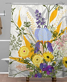 Iveta Abolina Riva Shower Curtain