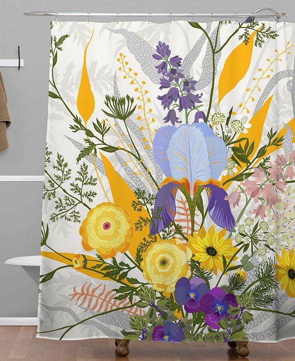 Deny Designs Iveta Abolina Riva Shower Curtain