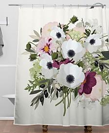 Deny Designs Iveta Abolina Noemie II Shower Curtain