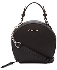 Calvin Klein Hayden Top-Handle Crossbody