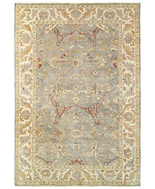 Tommy Bahama Home Palace 10305 Gray/Beige 10' x 14' Area Rug