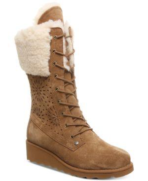 BEARPAW | Bearpaw Women'S Kylie Boots Women'S Shoes | Goxip
