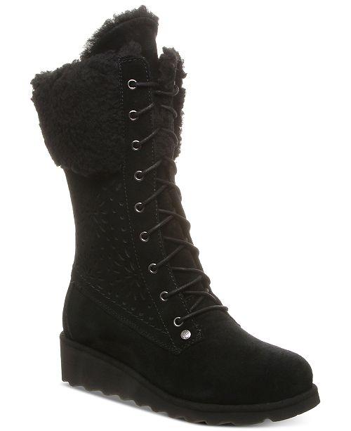37af6e1d14e6 BEARPAW Women s Kylie Boots   Reviews - Boots - Shoes - Macy s