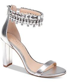 Jewel Badgley Mischka Dancer Evening Sandals
