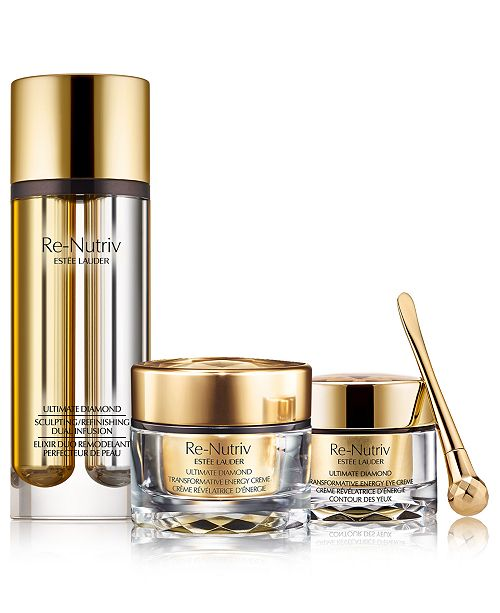 Estee Lauder Re-Nutriv Diamond Collection