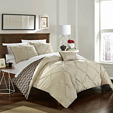 Chic Home Jacky 4-Pc King Comforter Set