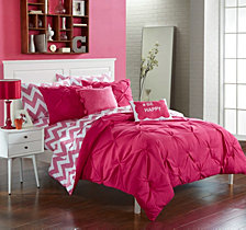 Chic Home Louisville 7-Pc Twin X-Long Comforter Set