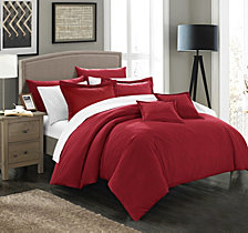 Chic Home Khaya 5-Pc Twin Comforter Set