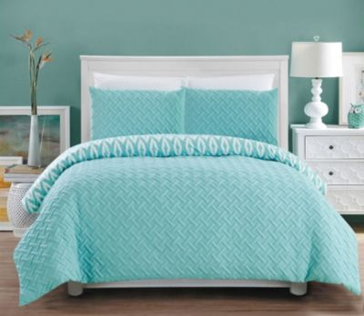 Ora 2-Pc Twin Comforter Set