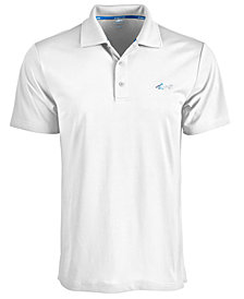 Attack Life by Greg Norman Men's 5 Iron Slim-Fit Polo