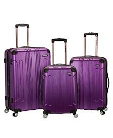 Sonic 3-Pc. Hardside Luggage Set