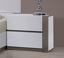 Bella Luna Right 2 Drawer Night Stand