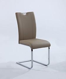 Bella Luna Upholstered Side Chair (Set of 2)