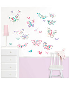 Flutterby Butterflies Applique Kit