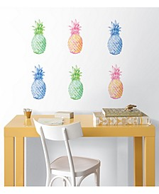 Pop Pineapples Wall Art Kit