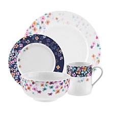 Spode Home Mid Summer  16-Pc Dinnerware Set