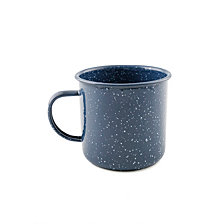 Thirstystone Blue Speckled Mug