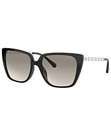 Coach Sunglasses, HC8256U 55 L1066