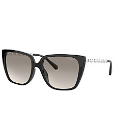 Coach Sunglasses, HC8256U 55 L1066