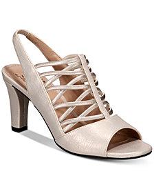 Impo Vadelia Stretch Slingback Sandals