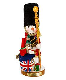 Kurt Adler 13.25-Inch Steinbach Great Britain Snowman Nutcracker