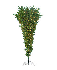 Kurt Adler 4.5-Foot Pre-Lit Upside Down Tree