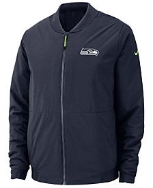 Nike Men's Seattle Seahawks Bomber Jacket
