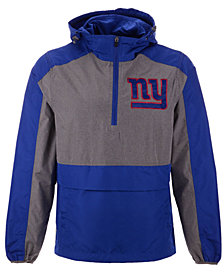 G-III Sports Men's New York Giants Leadoff Lightweight Jacket