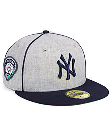 New Era New York Yankees Stache 59FIFTY FITTED Cap