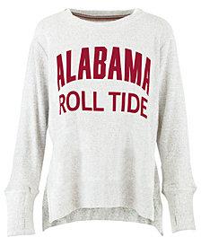 Pressbox Women's Alabama Crimson Tide Cuddle Knit Sweatshirt