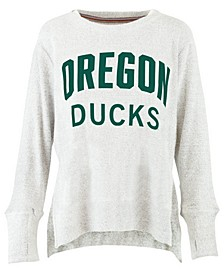 Women's Oregon Ducks Cuddle Knit Sweatshirt