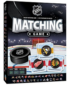 MasterPieces Puzzle Company NHL Matching Game