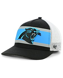 '47 Brand Carolina Panthers Team Stripe MVP Cap