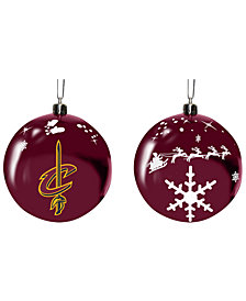 "Memory Company Cleveland Cavaliers 3"" Sled Glass Ball"
