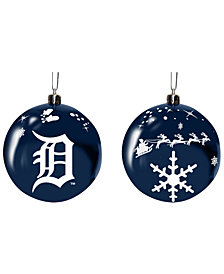"Memory Company Detroit Tigers 3"" Sled Glass Ball"