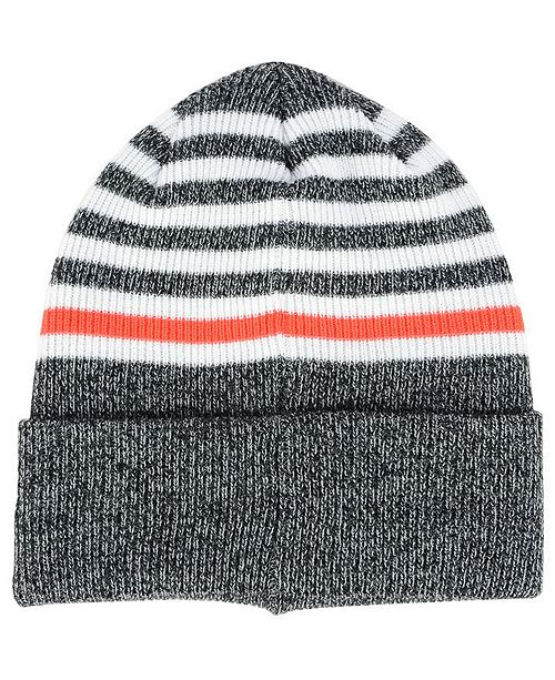 cheap for discount 7a027 b7c60 New Era Baltimore Orioles Striped Cuff Knit Hat - Sports Fan Shop By ...