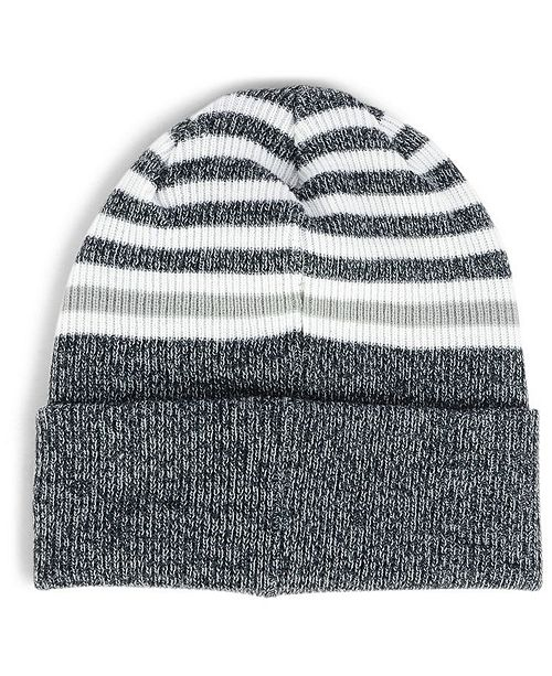 New Era New York Yankees Striped Cuff Knit Hat - Sports Fan Shop By ... bd30c31d2c42