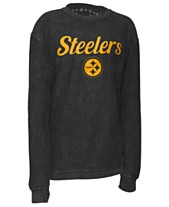 61a2e880b Pressbox Women s Pittsburgh Steelers Comfy Cord Top