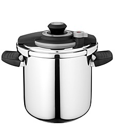 Vita 18/10 Stainless Steel 9.5 Qt. Pressure Cooker