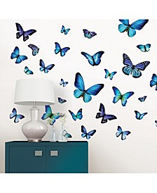 Mariposa Butterfly Wall Art Kit